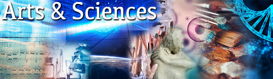 ARTS & SCIENCES